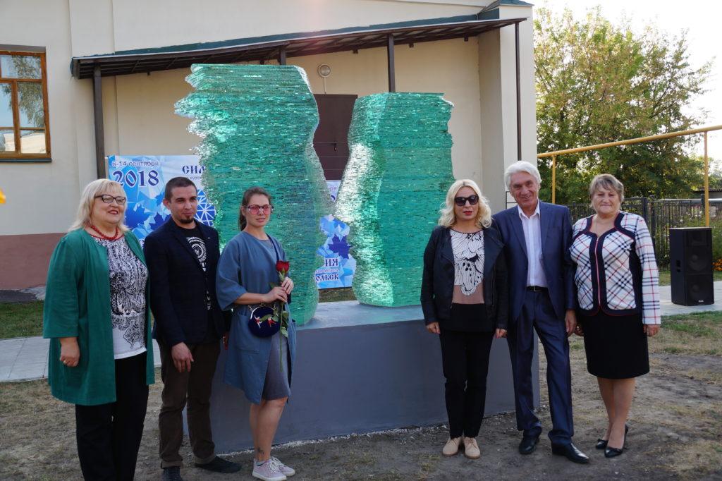 В Никольске завершил работу VIII Международный симпозиум по художественному стеклу и скульптуре «Хрустальное сердце России»